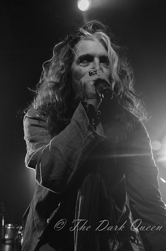 Jon Corabi of The Dead Daisies, Belfast, 21 JUly 2016