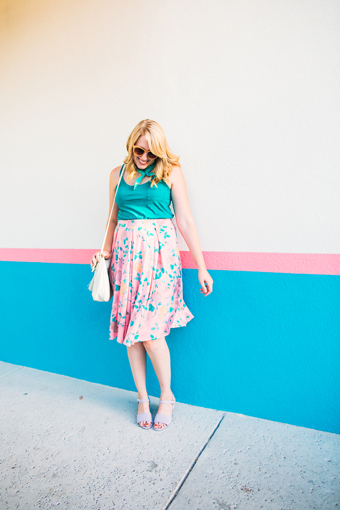 lularoe madison floral skirt1