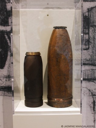 Artillery Shells by Canadian Buffalo Forge Company of Berlin (ON) and Goldie & McCulloch of Galt, 1915
