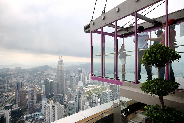 Skybox at KL Tower