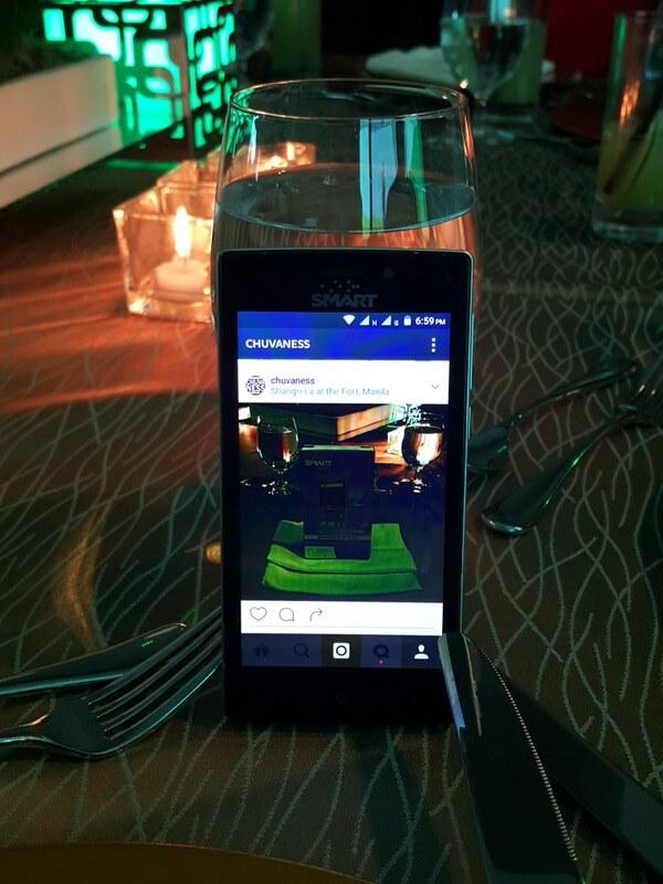 Smart's new phone