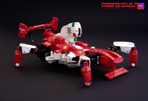Next gen Scuderia Ferrari races into the future