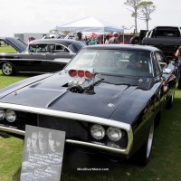 Fast and Furious 4/5 Dodge Charger at the 2016 Amelia Island Festivals of Speed