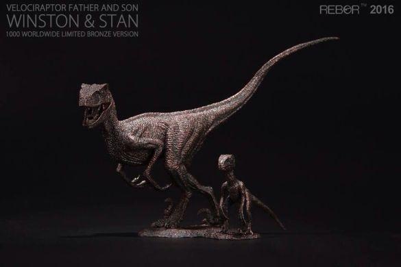 09 Raptor Rebor 2016 'Winston' e 'Stan'