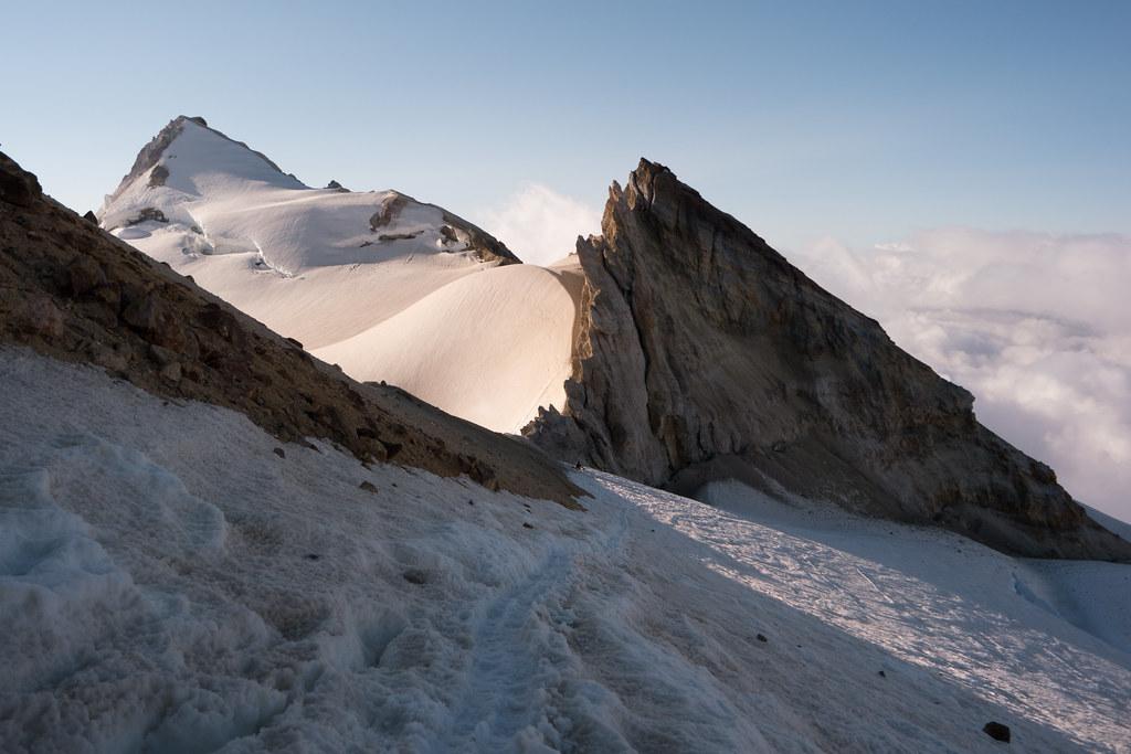 Mt. Baker Caldera