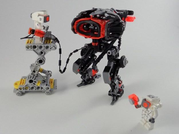Droid Maintenance