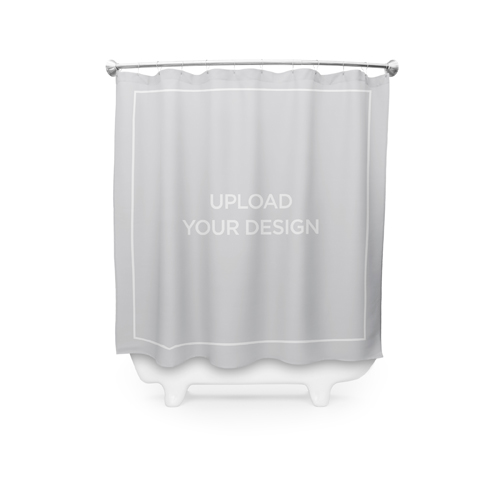 Upload Your Own Design Custom Shower Curtains Shutterfly