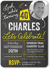50th birthday invitations shutterfly