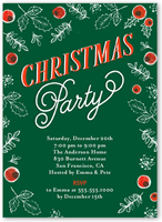 Christmas Invitations Amp Christmas Party Invitations