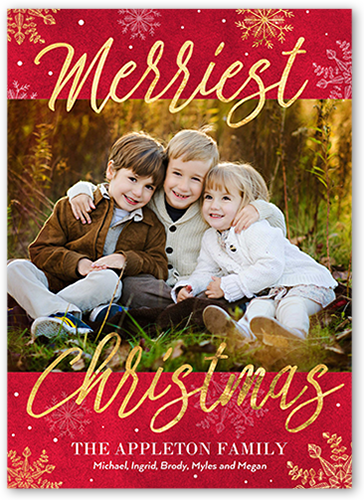 Christmas Card Sayings Amp Wishes For 2017 Shutterfly