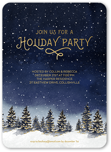 Christmas Tea Party Invitations Shutterfly