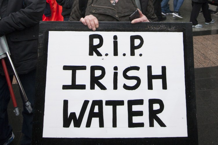 Image result for Water charges, the local property tax and the Universal Social Charge would all be abolished and replaced with a landlord's tax