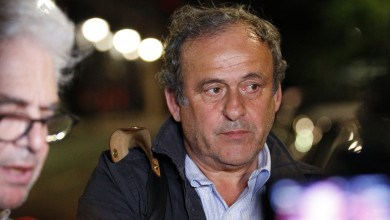 Photo of Michel Platini denies wrongdoing as he's released in 2022 World Cup probe