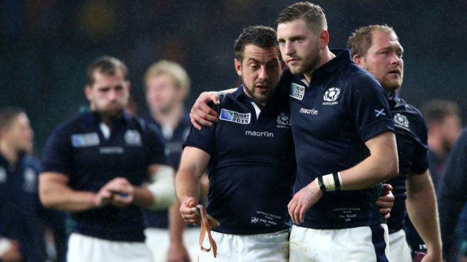 Rugby World Cup 2015 - Scotland vs Australia