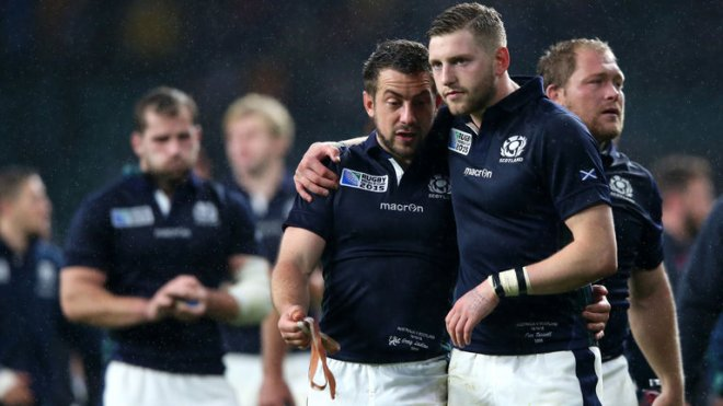 Rugby World Cup 2015 - Scotland vs Australia