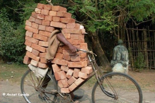 Just Another Cyclist - India
