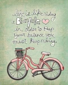 Life & Bicycle - Keep Moving