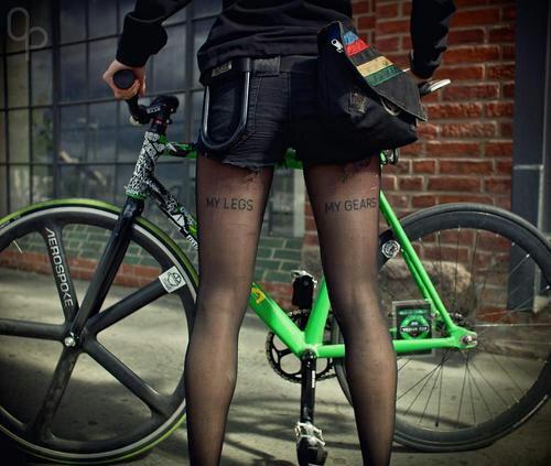 My Legs, My Gears