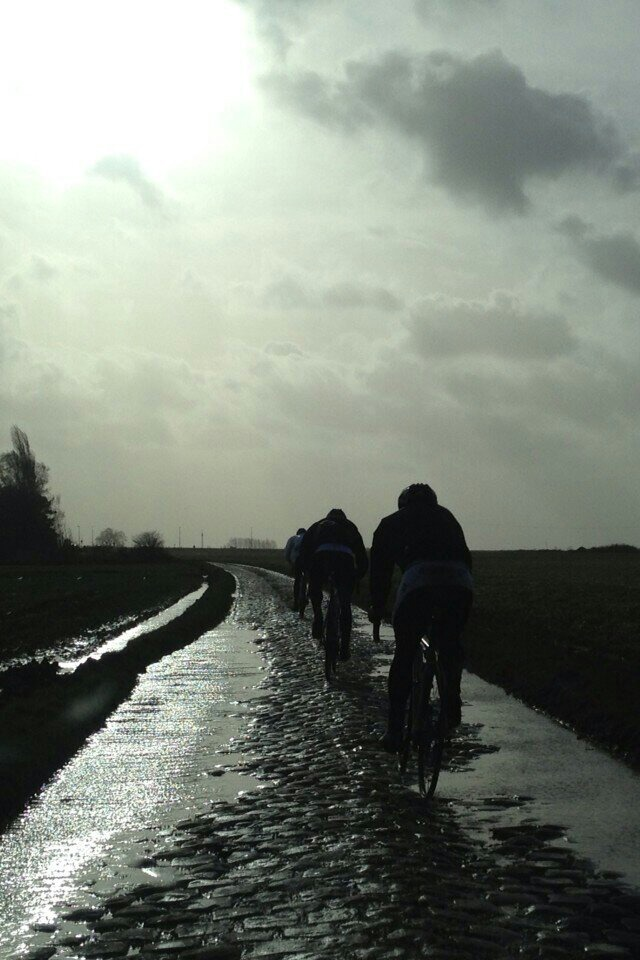 Argos-Shimano's Early Season Paris-Roubaix Test Ride