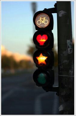 Cycle Love Lights