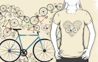 I Love My Bike - The Tee