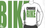 Choose Bike - The Tee