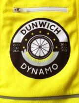 Dunwich Dynamo Jersey, Logo Detail