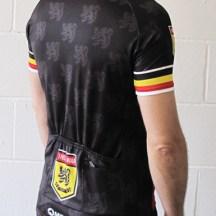 Flanders Belgian Jersey - Back