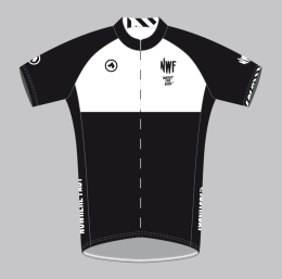 Nowhere Fast CC Jersey - Front