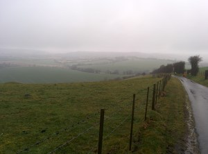 Butser Hill - North View - MVR