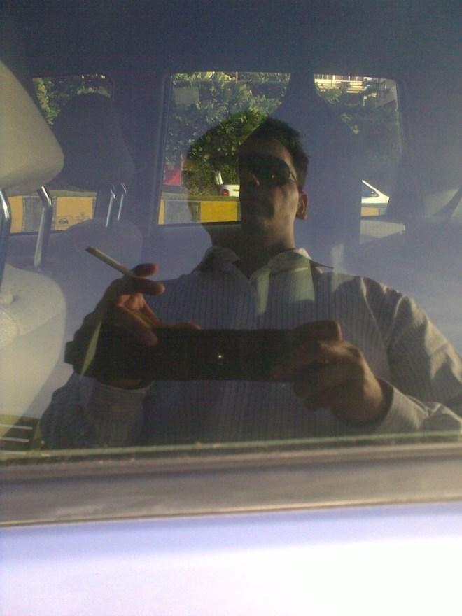 When I smoked