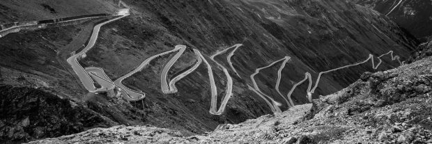 We'll ride up this one day - Stelvio