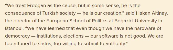 Democracy – Institutions vs Society