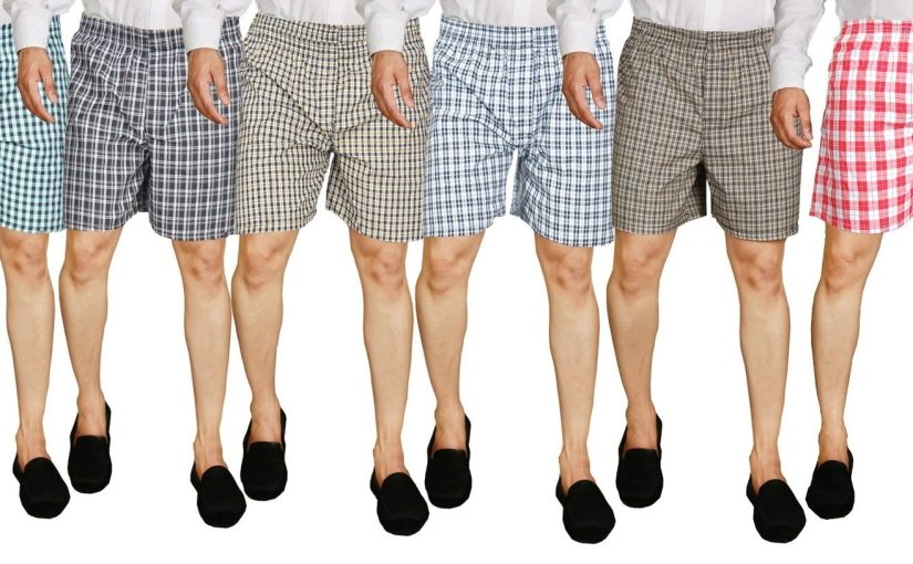 Boxer 'shorts'
