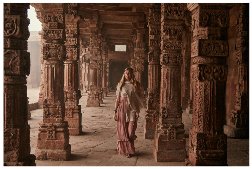 Erik Almas Advertsing and Editorial Photogarpher India qutub minar