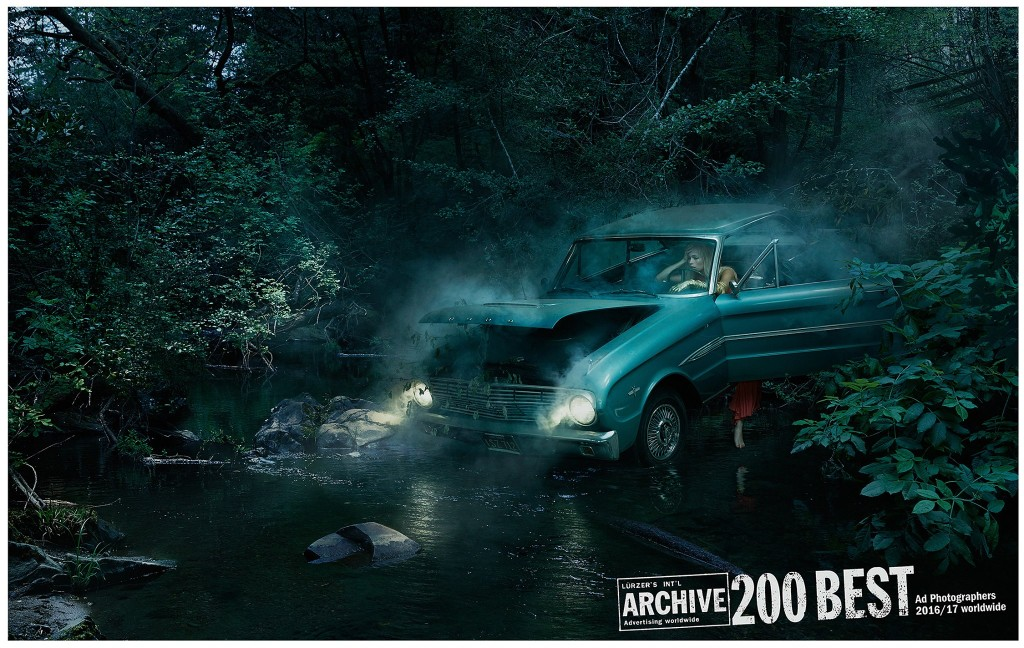 Erik Almas Luerzers Archive 200 Best Advertising photographers WorldWide Car Crash