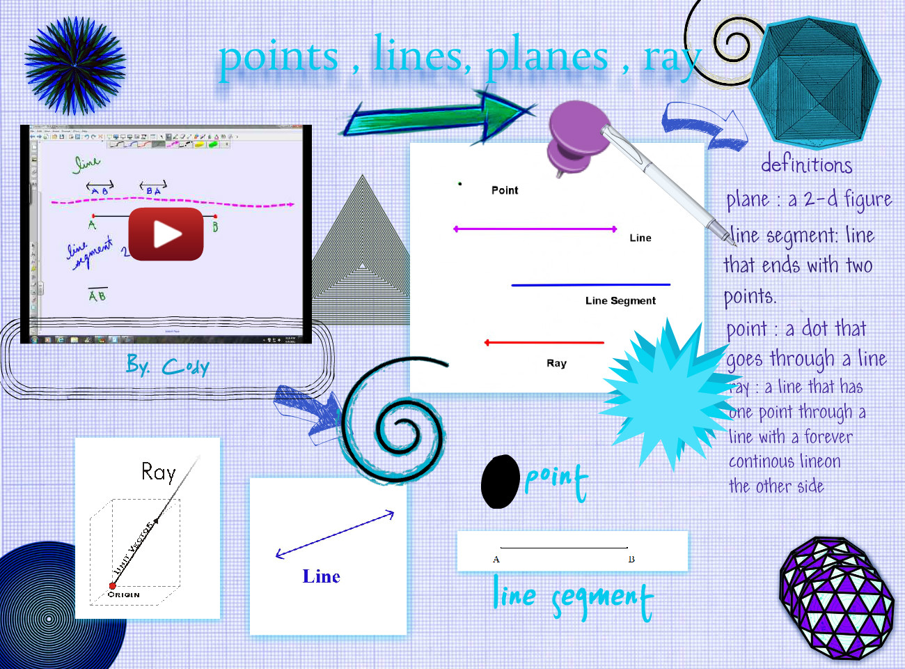 Geometry En Geometry Lines Math Points