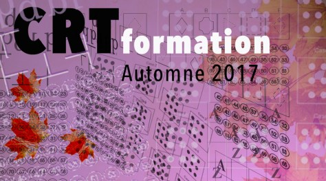 Formation CRT - Cognitive remediation therapy - automne 2017