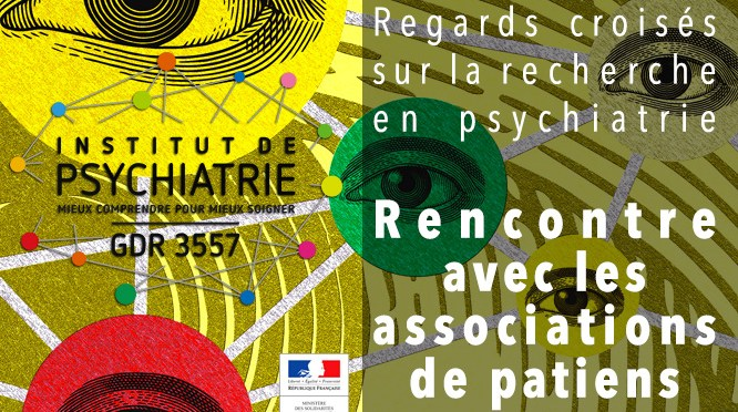 Regards croisés : rencontre avec les associations de patients – 27 janvier 2018 Paris