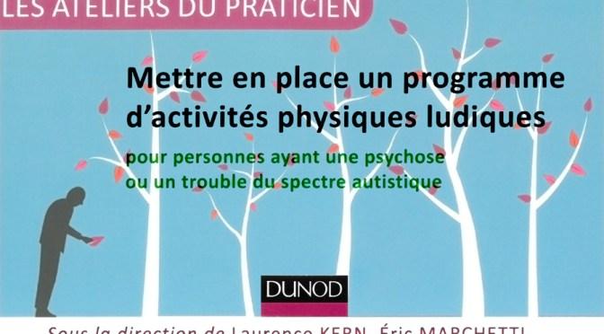 Livre : Mettre en place un programme d'activités physiques ludiques