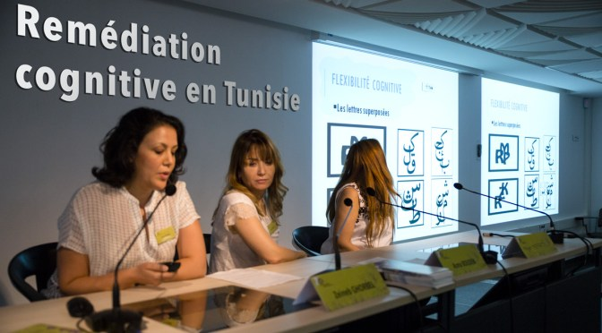 Remédiation cognitive en Tunisie - Adolescents et adultes - CRT et NEAR