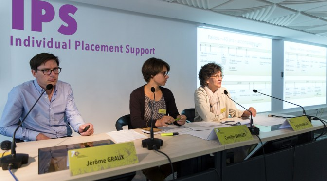IPS  (Individual Placement and Support) – Accompagnement vers l'emploi