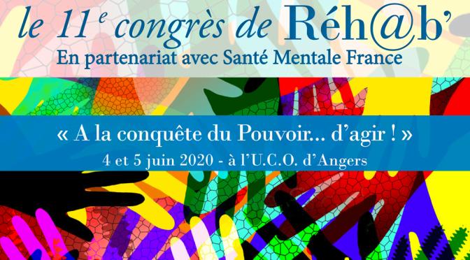 Congrès Réh@b 2020