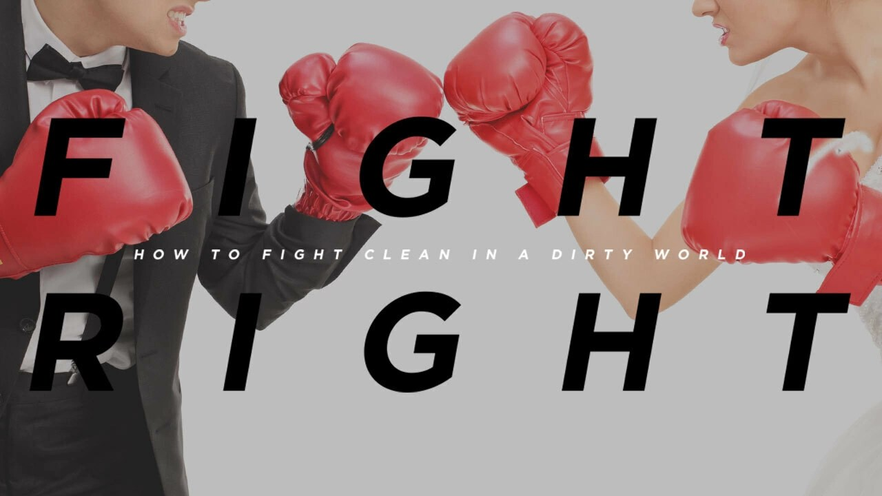 Image result for Fight Right