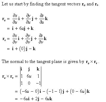 Stewart-Calculus-7e-Solutions-Chapter-16.6-Vector-Calculus-33E