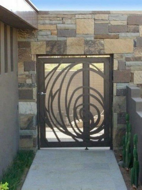 Stunning gate design ideas