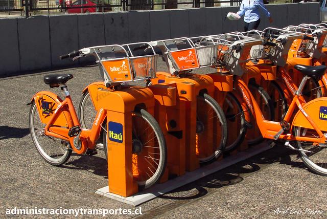 BikeSantiago Chile