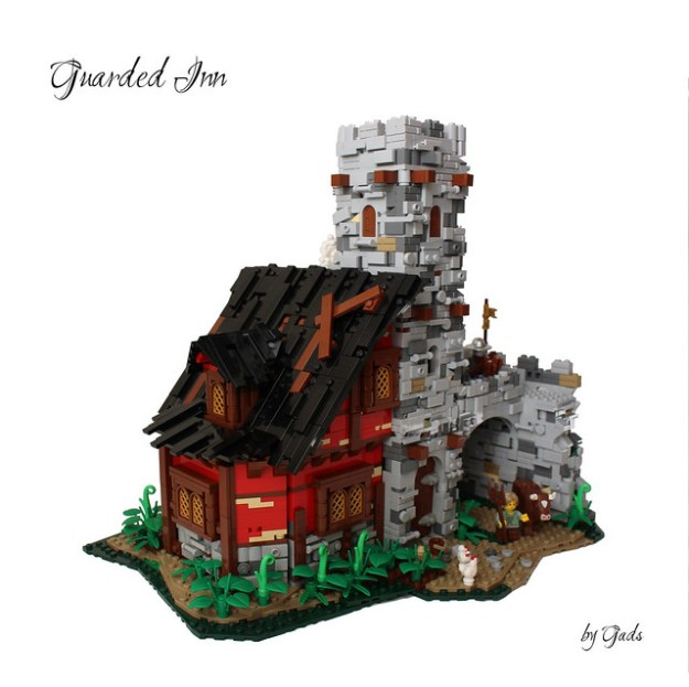 Guarded Inn