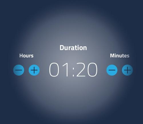 B-Set meditation duration