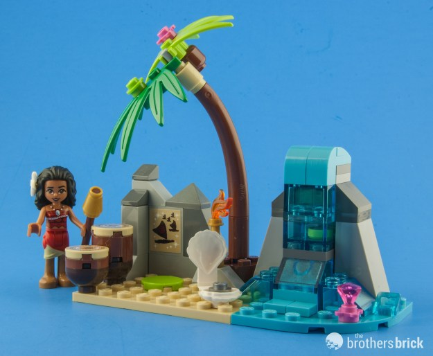 41149 Moana's Island Adventure [Review] | The Brothers Brick | The ...